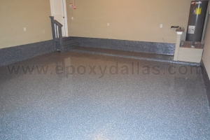 Residential Epoxy Garage Floors Dallas