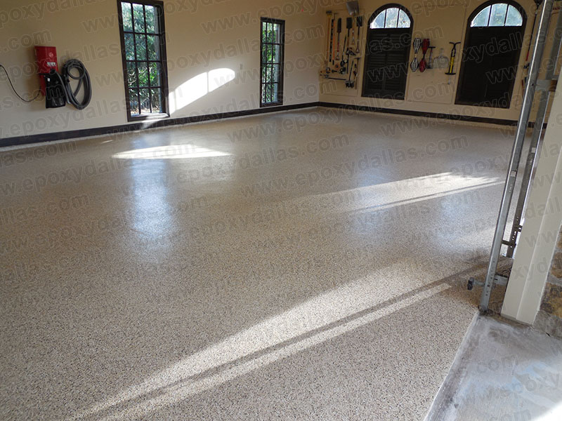 Epoxy Garage Floors Dallas