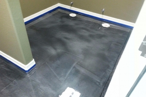 Metallic Epoxy Floor Coating Dallas